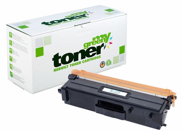 Rebuilt Toner Kartusche für: Brother TN-910C 9000 Seiten