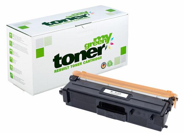 Rebuilt Toner Kartusche für: Brother TN-426BK 9000 Seiten
