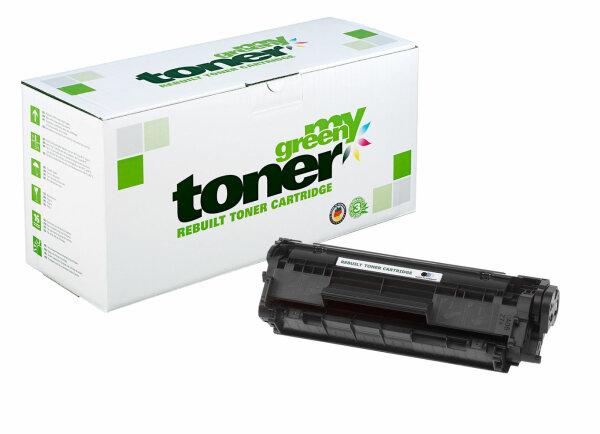 Rebuilt Toner Kartusche für: Canon FX-10 / 0263B002 2000 Seiten