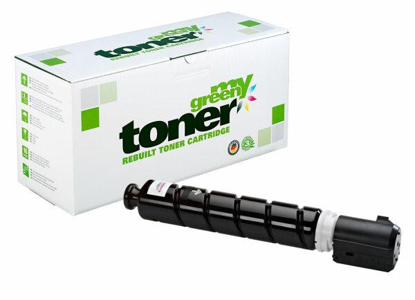 Rebuilt Toner Kartusche für: Canon C-EXV 47 / 8518B002 21500 Seiten