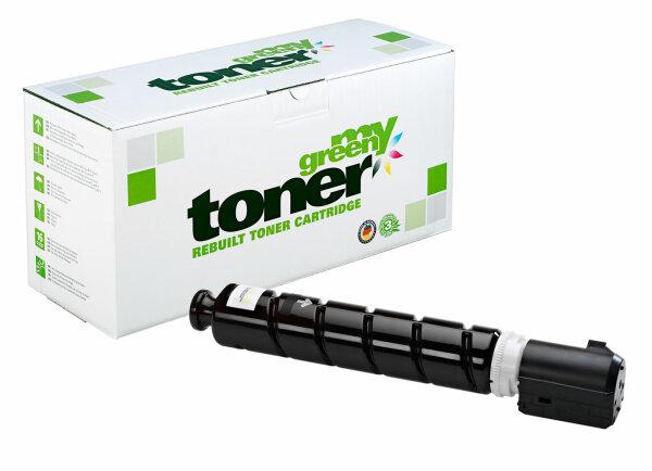Rebuilt Toner Kartusche für: Canon C-EXV 47 / 8519B002 21500 Seiten