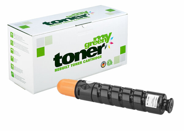 Rebuilt Toner Kartusche für: Canon C-EXV 33 / 2785B002 14600 Seiten
