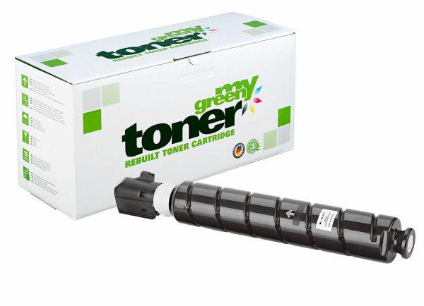 Rebuilt Toner Kartusche für: Canon C-EXV 51 BK / 0481C002 69000 Seiten