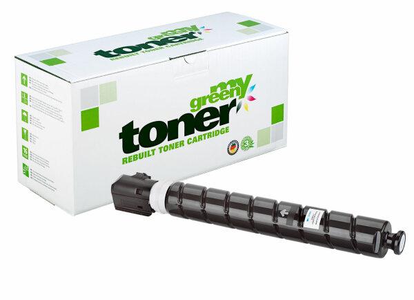 Rebuilt Toner Kartusche für: Canon C-EXV 51 C / 0482C002 60000 Seiten