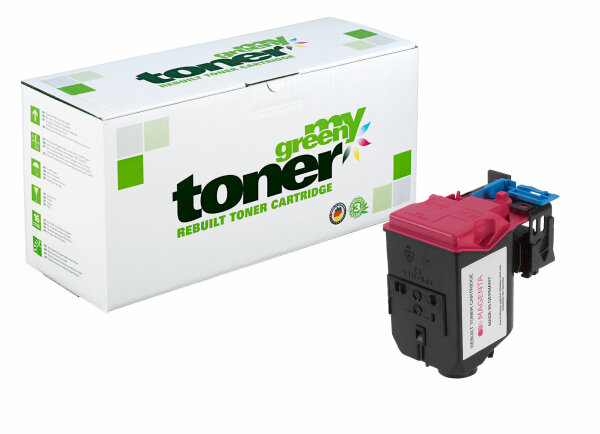Rebuilt Toner Kartusche für: Epson C13S050591 6000 Seiten