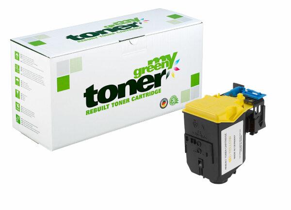 Rebuilt Toner Kartusche für: Epson C13S050747 8000 Seiten