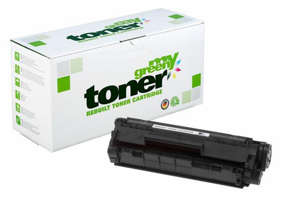 Rebuilt Toner Kartusche für: HP 703 / 7616A005 / Q2612A / 12A 3000 Sei