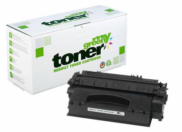 Rebuilt Toner Kartusche für: HP 708H / 0917B002 / Q5949X / 49X 6000 Se
