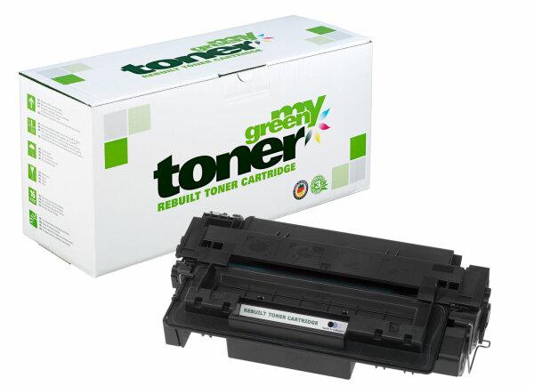 Rebuilt Toner Kartusche für: HP Q7551A / 51A 6500 Seiten