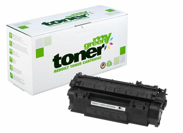 Rebuilt Toner Kartusche für: HP 715 / 1975B002 / Q7553A / 53A 3000 Sei