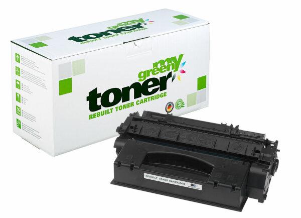 Rebuilt Toner Kartusche für: HP 715H / 1976B002 / Q7553X / 53X 14000 S