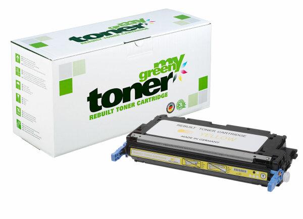 Rebuilt Toner Kartusche für: HP Q6472A / 502A 4000 Seiten
