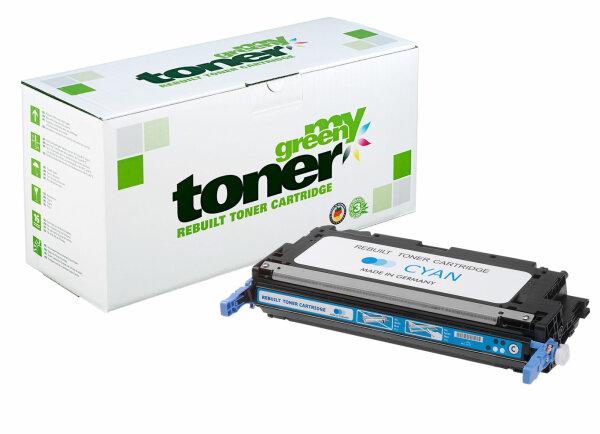 Rebuilt Toner Kartusche für: HP C-EXV 26 / 1659B002 / 711C / Q7581A /