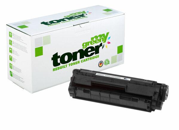 Rebuilt Toner Kartusche für: HP 703 / 7616A005 / Q2612A / 12A 2000 Sei