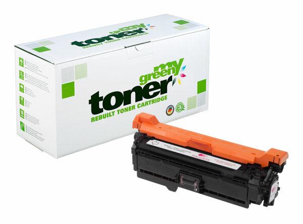 Rebuilt Toner Kartusche für: HP 723M / 2642B002 / CE253A / 504A 7000 S