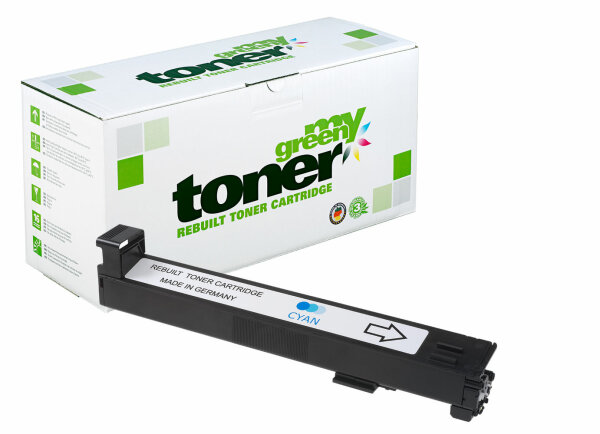 Rebuilt Toner Kartusche für: HP CB381A / 824A 21000 Seiten
