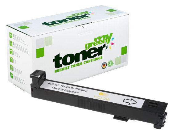 Rebuilt Toner Kartusche für: HP CB382A / 824A 21000 Seiten