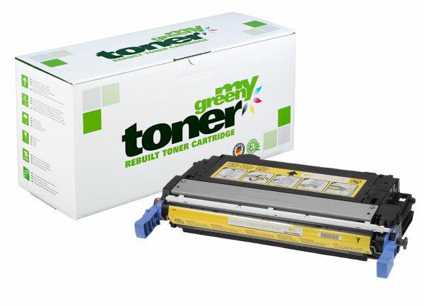 Rebuilt Toner Kartusche für: HP Q5952A / 643A 10000 Seiten