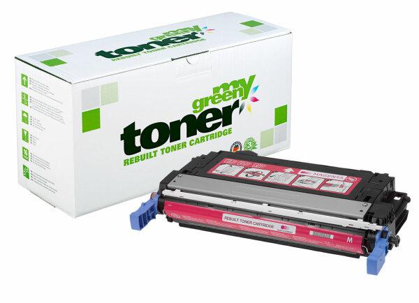 Rebuilt Toner Kartusche für: HP Q6463A / 644A 12000 Seiten