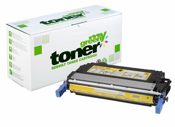 Rebuilt Toner Kartusche für: HP Q6462A / 644A 12000 Seiten