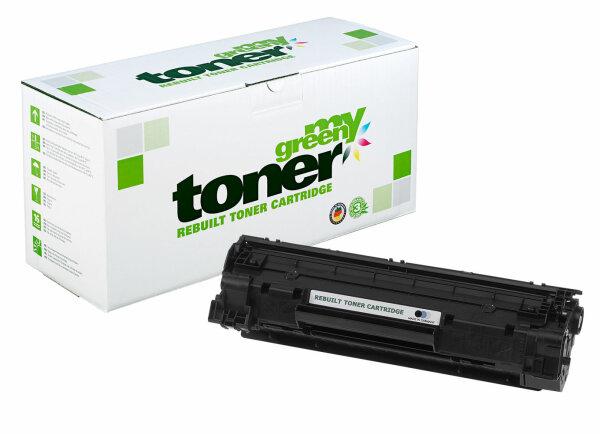 Rebuilt Toner Kartusche für: HP 726 / 3483B002 / CE278A / 78A 4200 Sei