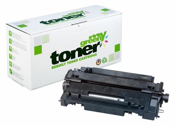 Rebuilt Toner Kartusche für: HP 724 / 3481B002 / CE255A / 55A 6000 Sei