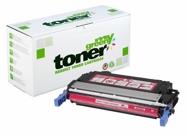Rebuilt Toner Kartusche für: HP CB403A / 642A 7500 Seiten