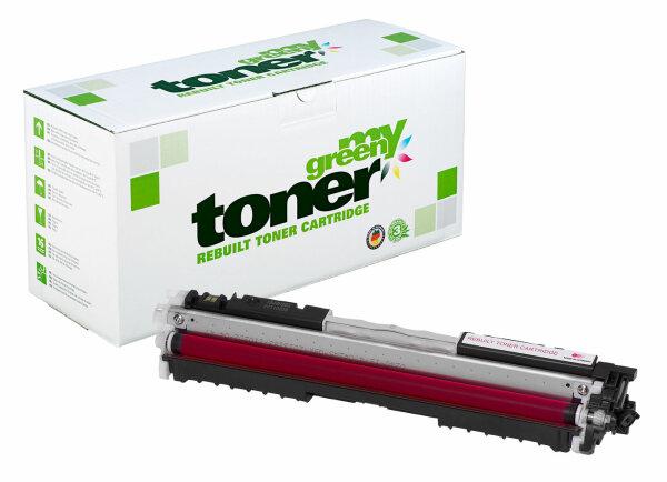 Rebuilt Toner Kartusche für: HP 729M / 4368B002 / CE313A / 126A 1000 S