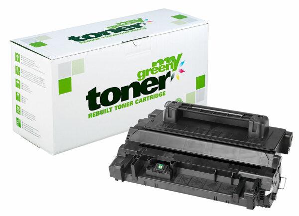 Rebuilt Toner Kartusche für: HP CE390A / 90A 10000 Seiten