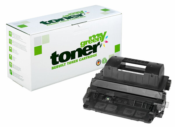 Rebuilt Toner Kartusche für: HP CE390X / 90X 36000 Seiten