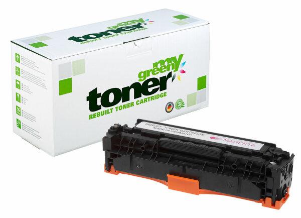 Rebuilt Toner Kartusche für: HP CE413A / 305A 2600 Seiten