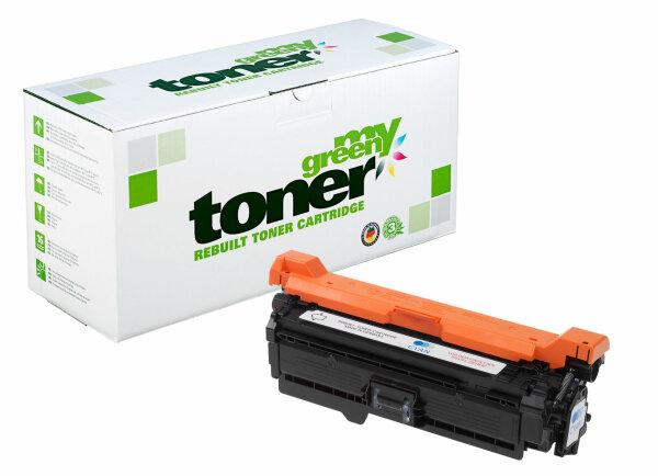 Rebuilt Toner Kartusche für: HP CE401A / 507A 6000 Seiten