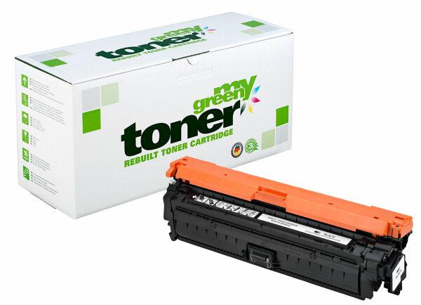 Rebuilt Toner Kartusche für: HP CE270A / 650A 13500 Seiten