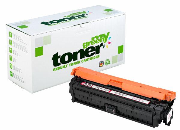 Rebuilt Toner Kartusche für: HP CE273A / 650A 15000 Seiten
