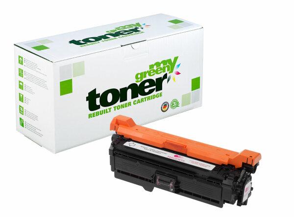 Rebuilt Toner Kartusche für: HP CF033A / 646A 12500 Seiten