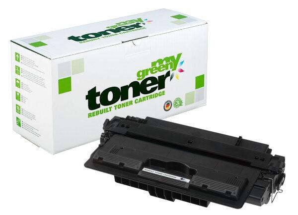 Rebuilt Toner Kartusche für: HP CF214X / 14X 17500 Seiten