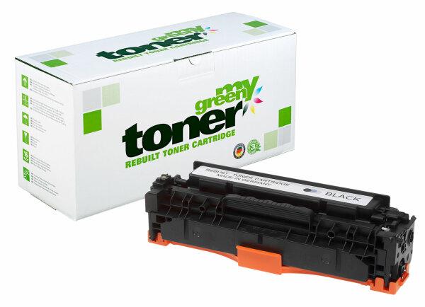 Rebuilt Toner Kartusche für: HP CF380X / 312X 4400 Seiten
