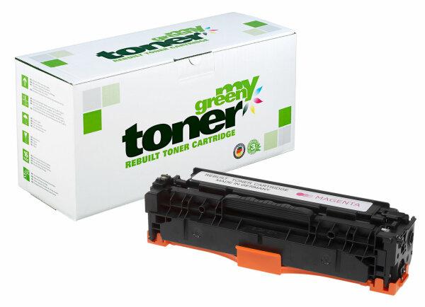 Rebuilt Toner Kartusche für: HP CF383A / 312A 2700 Seiten