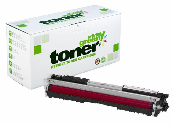 Rebuilt Toner Kartusche für: HP CF353A / 130A 1000 Seiten