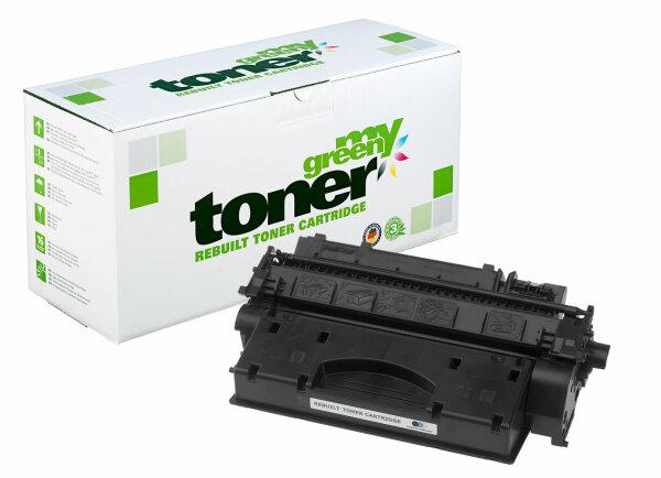 Rebuilt Toner Kartusche für: HP 719H / 3480B002 / 3480B011 / CE505X /