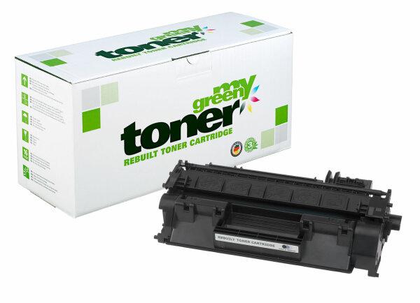 Rebuilt Toner Kartusche für: HP CF280A / 80A 2700 Seiten