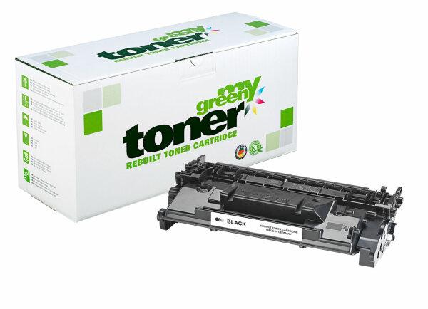 Rebuilt Toner Kartusche für: HP CF226X / 26X / 052H / 2200C002 9000 Se