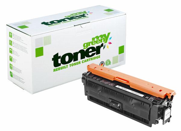 Rebuilt Toner Kartusche für: HP CF360X / 508X 12500 Seiten