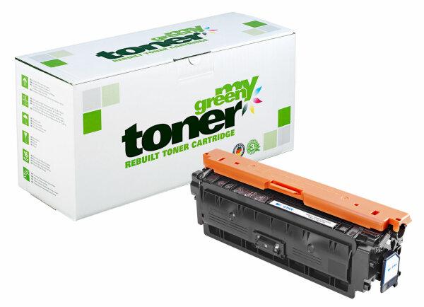 Rebuilt Toner Kartusche für: HP CF361X / 508X 9500 Seiten