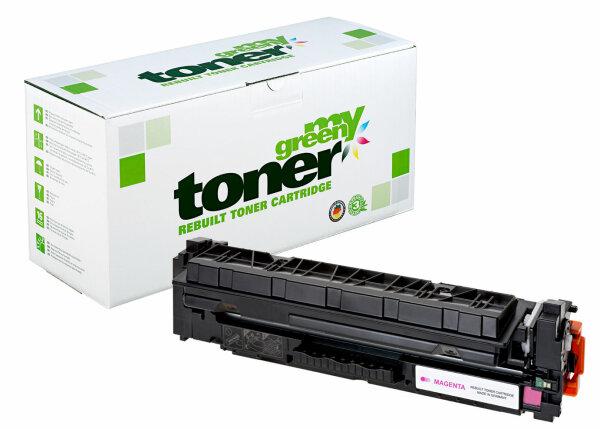 Rebuilt Toner Kartusche für: HP CF413X / 410X / 046H / 1252C002 5000 S