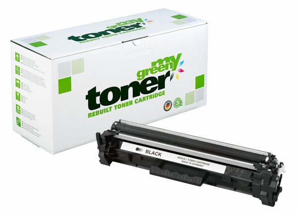 Rebuilt Toner Kartusche für: HP CF230A / 30A 3500 Seiten