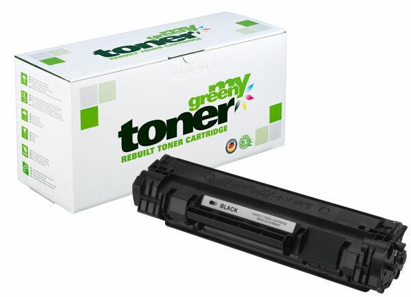 Rebuilt Toner Kartusche für: HP CF244A / 44A 1000 Seiten