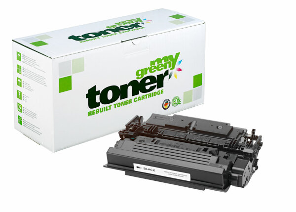 Rebuilt Toner Kartusche für: HP CF289X / 89X 10000 Seiten