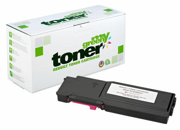 Rebuilt Toner Kartusche für: Dell 593-11121 / 40W00 9000 Seiten
