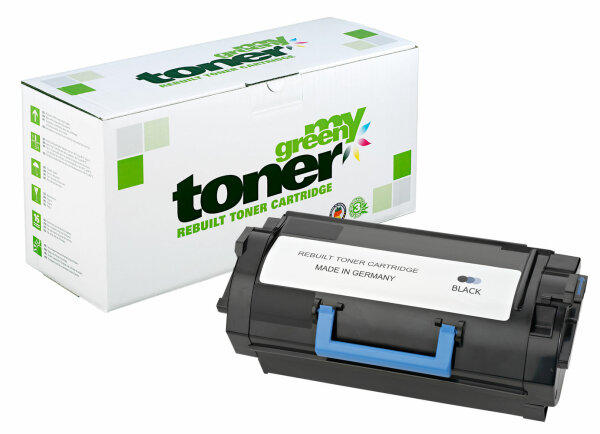 Rebuilt Toner Kartusche für: Dell 593-11190 / PG6NR 25000 Seiten